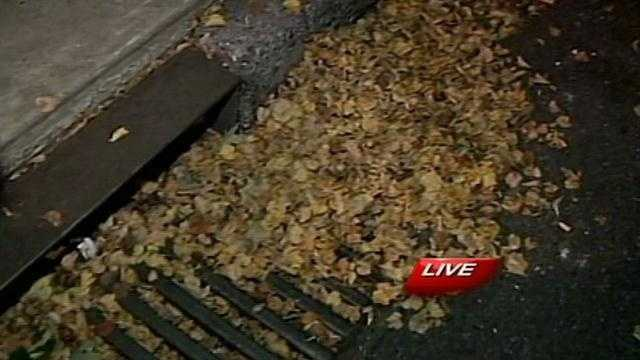 HARRISBURG LEAF DISPOSAL PLAN