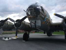 A tour of military aircraft from WWII is coming to the Thomasville Airport in York.