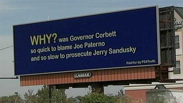 PENN STATE BILLBOARDS