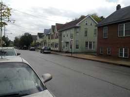 This is the Chambersburg scene.