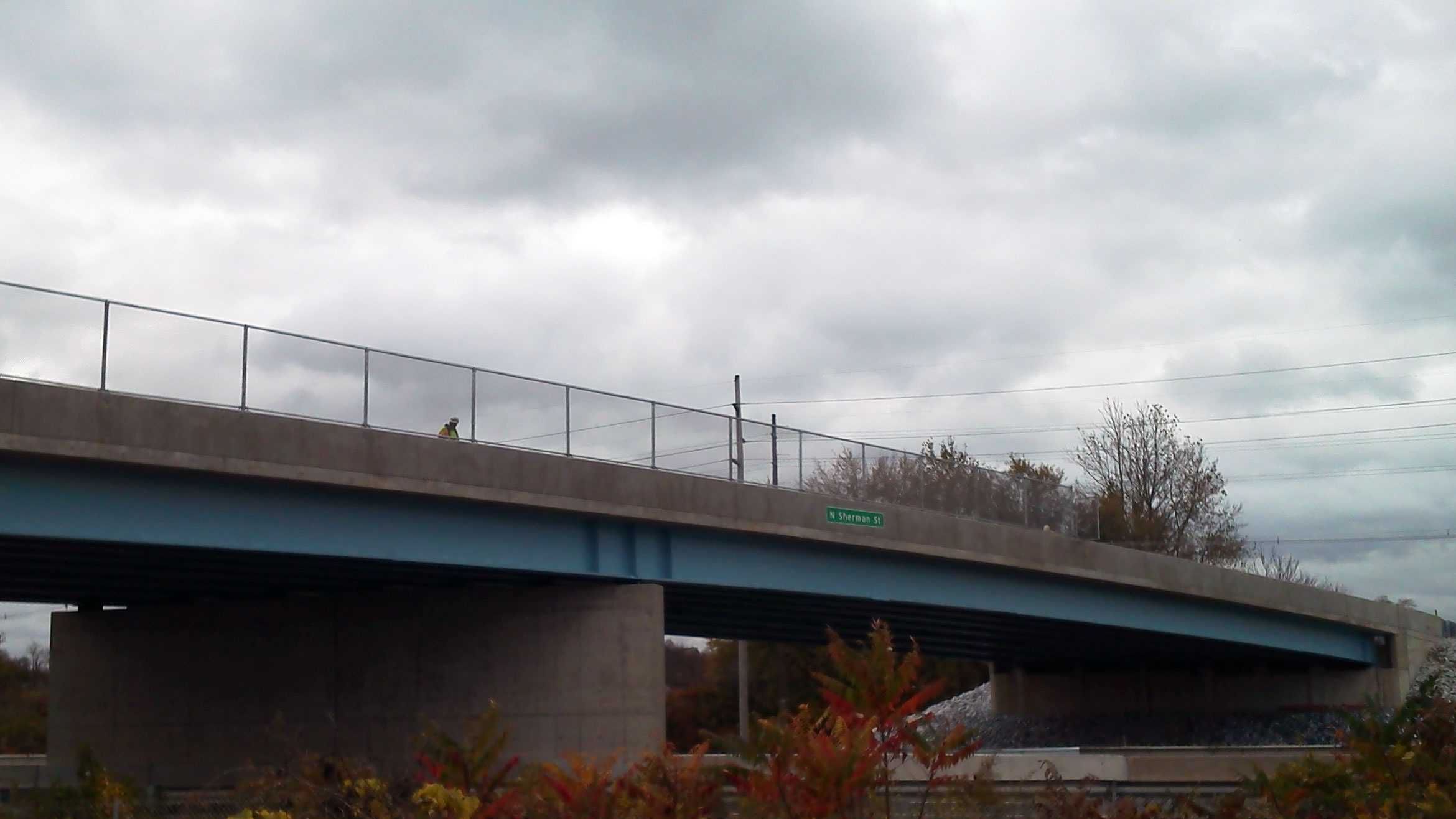 11.1 North Sherman Street Bridge