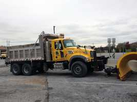 PennDOT crews in York County are preparing for the possibility of snow.