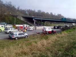 Route 30 crash