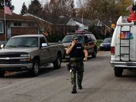 The incident started when a relative called police to the home on San Gabriel Drive in Springettsbury Township. The relative said the man inside was upset and very emotional.