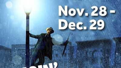 Fulton Theatre-Singin' In The Rain