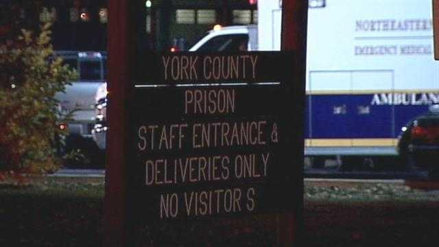 York Co. prison gas leak1