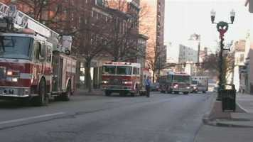 The Pressroom Restaurant in Lancaster closed Thursday after a morning fire.