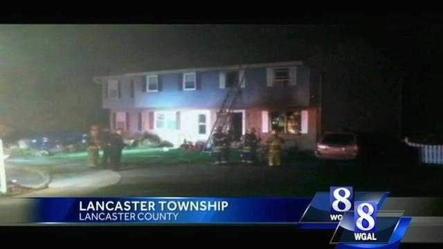 Lancaster Twp. fire