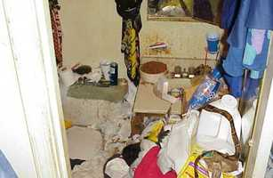 Finally hoarding can also lead to an increased risk of disease, injury and infestation.