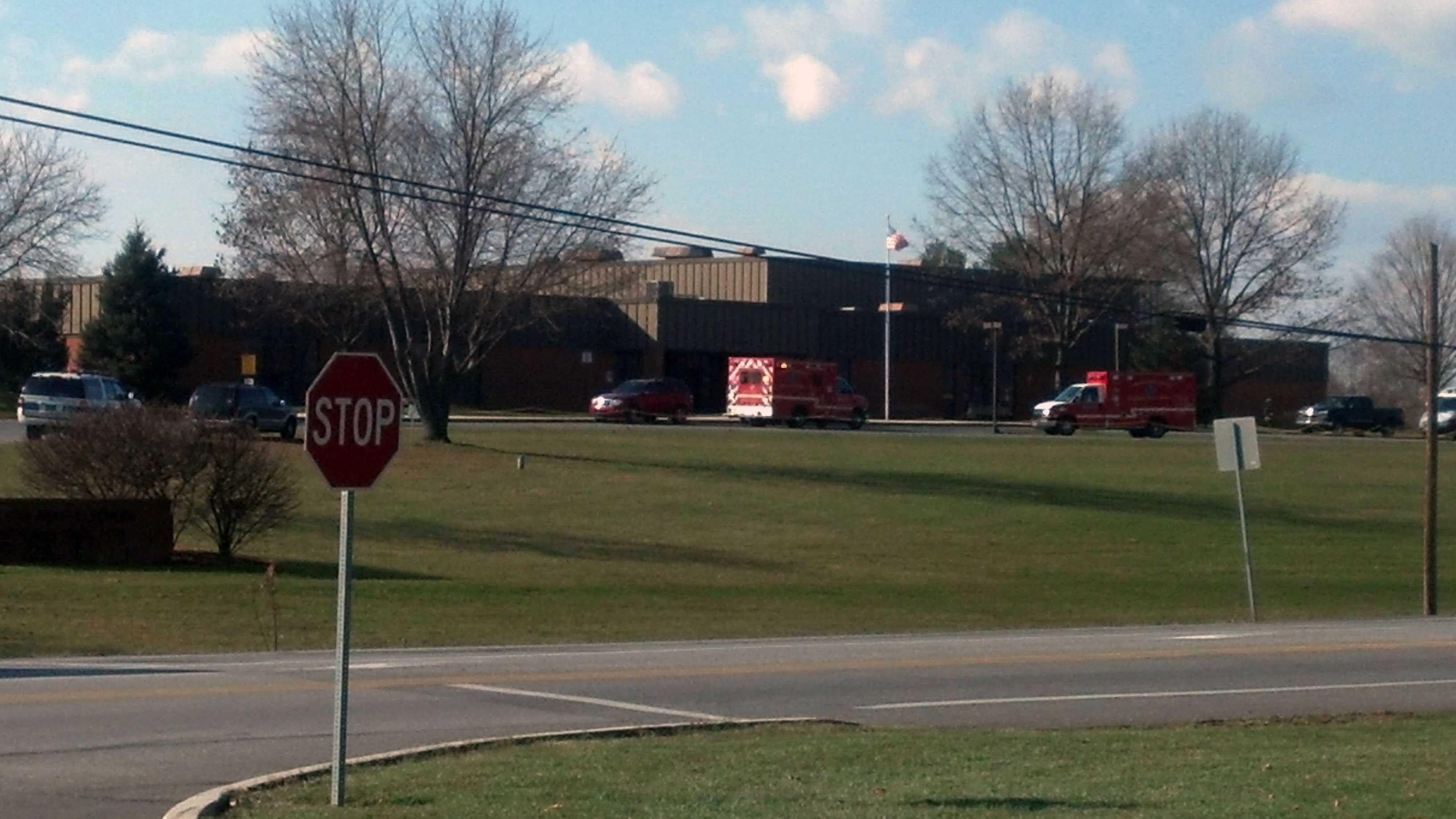 11.28 Wilson Middle School fire
