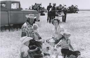 The documented history of America's relationship to farms, food and government is about as old as the country itself.
