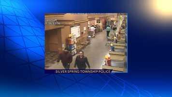 Police in Silver Spring Township, Cumberland County, are asking for help in identifying three people who they said used counterfeit money at a Wegman's.