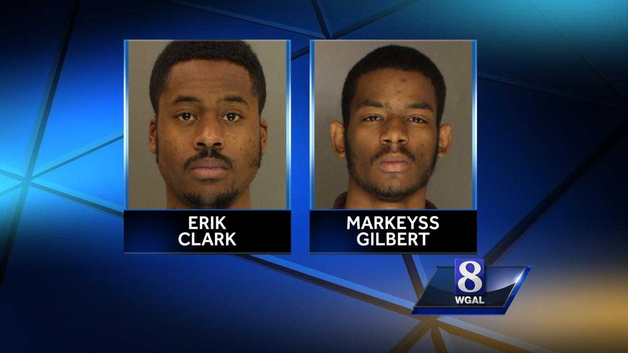 York bank robbery suspects