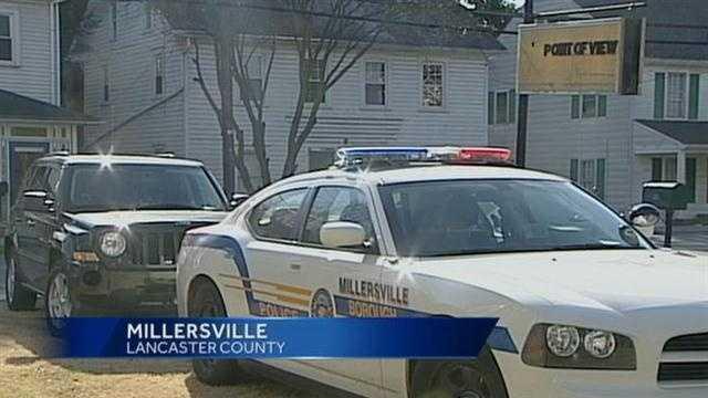 Millersville robbery