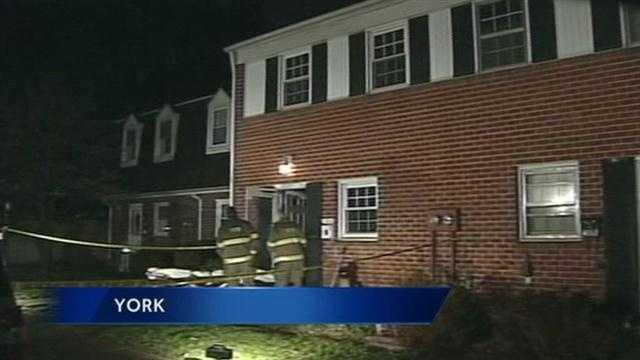 12.10 York fatal fire