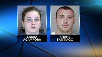 Laura Acampora and Shane Santiago ran the ring out of their home on Manor Road in West Brandywine, said Chester County District Attorney Tom Hogan.