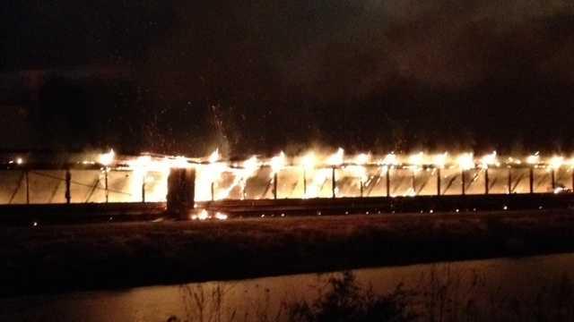 12.14 Adams County barn fire u local