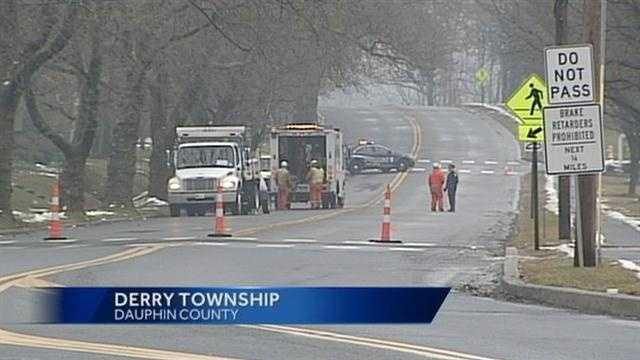 1.29 Hershey gas leak