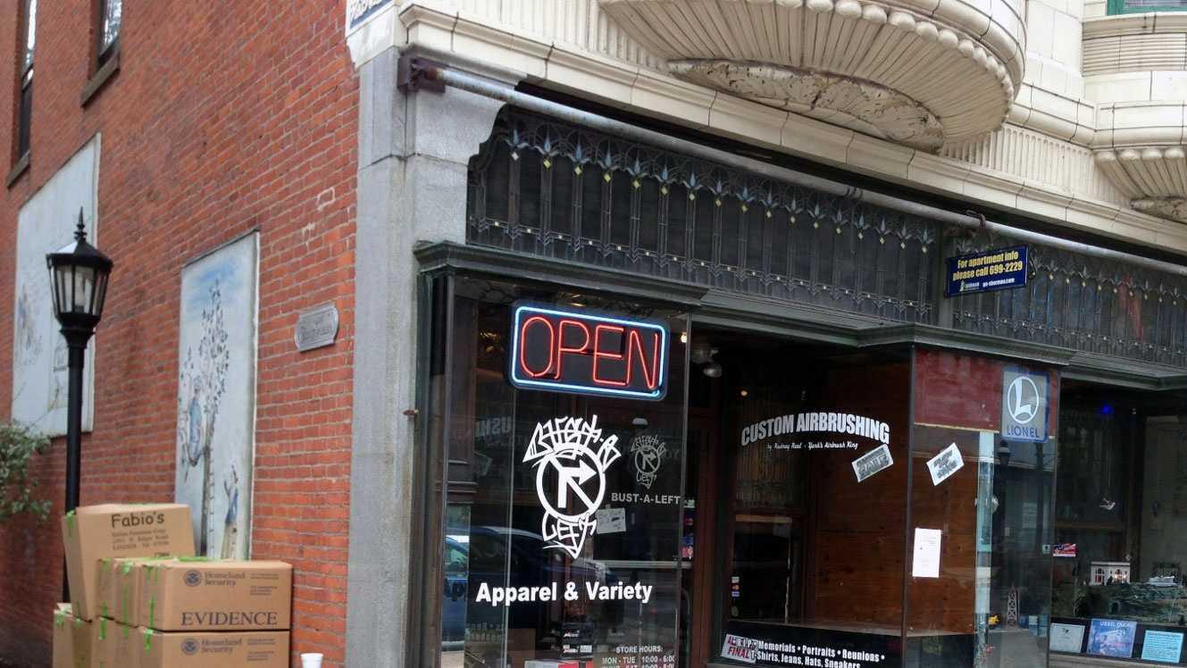2.7 York store