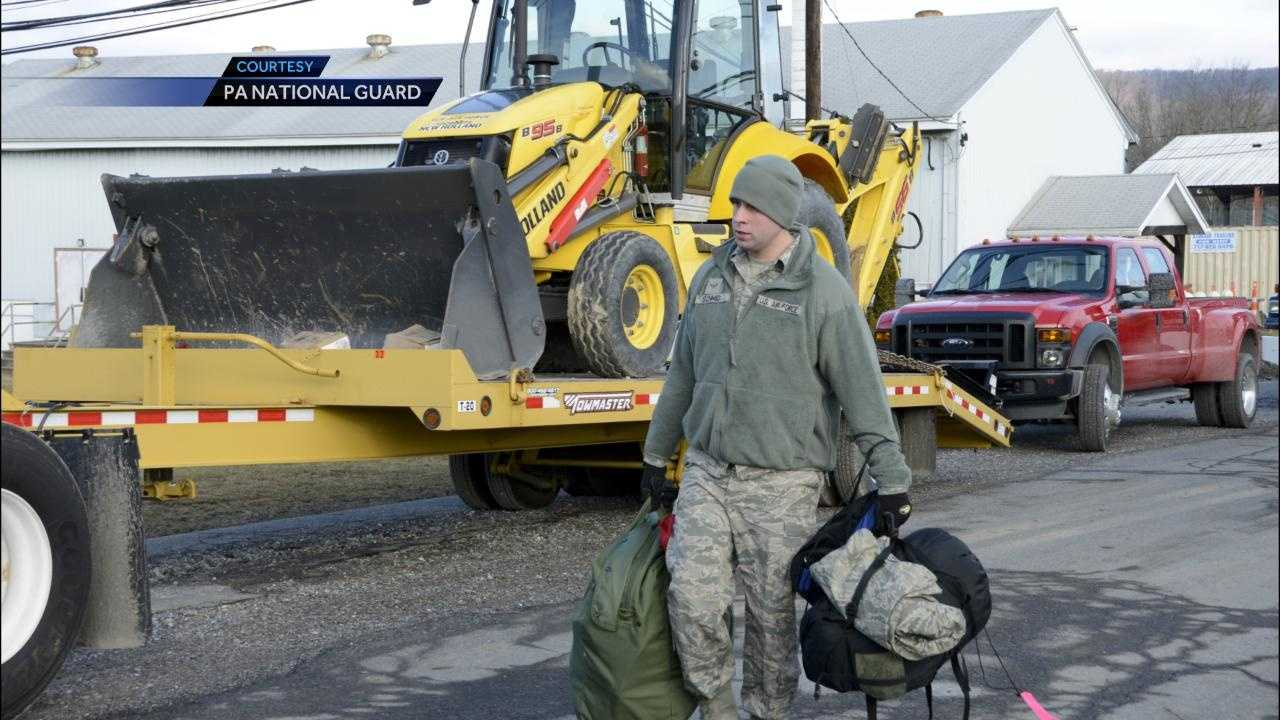 2.12 Pa. National Guard blizzard help