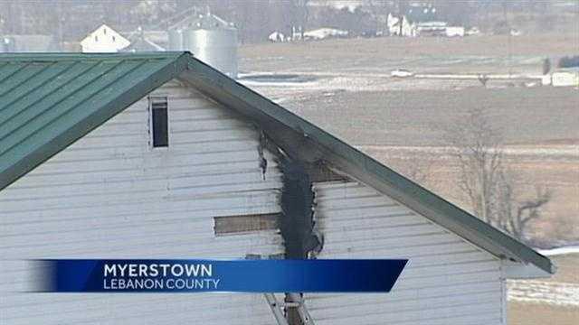 2.15 Myerstown fire