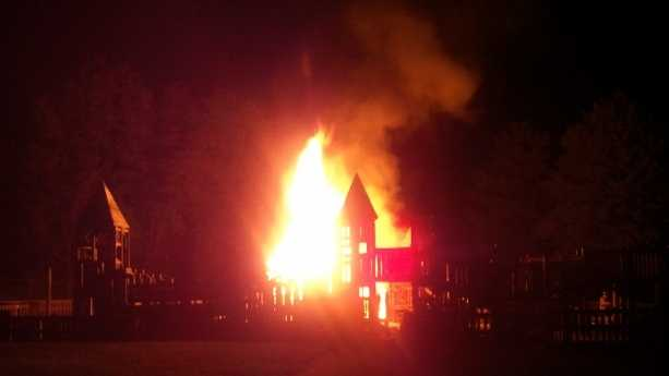 2.15 Mount Joy playground arson