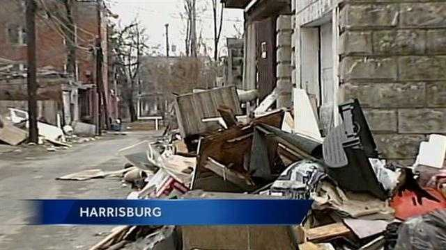 Harrisburg clean-up initiative