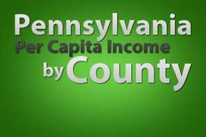 We hope you've enjoyed this look at where people live in the Susquehanna Valley. If you like this slideshow, you may also like this one: What's the poorest, wealthiest county in Pa.?