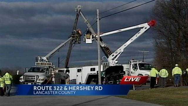 3.1 Route 322 crash