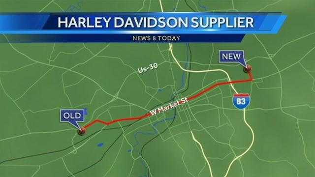 Harley supplier