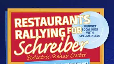 Restaurants Rallying for Schreiber 2013