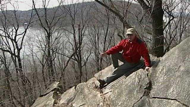 Lancaster hiker