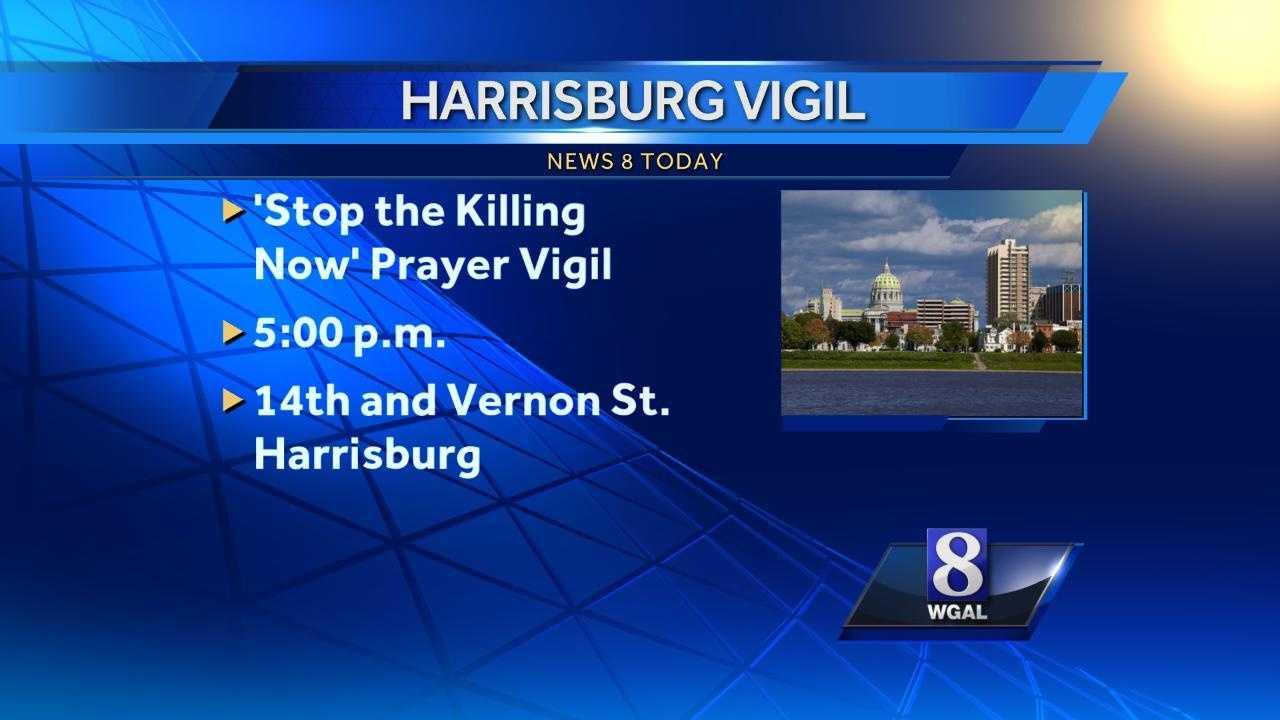 3.14 Harrisburg vigil