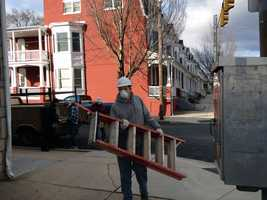 City officials said renovations will be coordinated through York Habitat for Humanity as part of a larger effort to clean up the 500 block of West Princess Street.