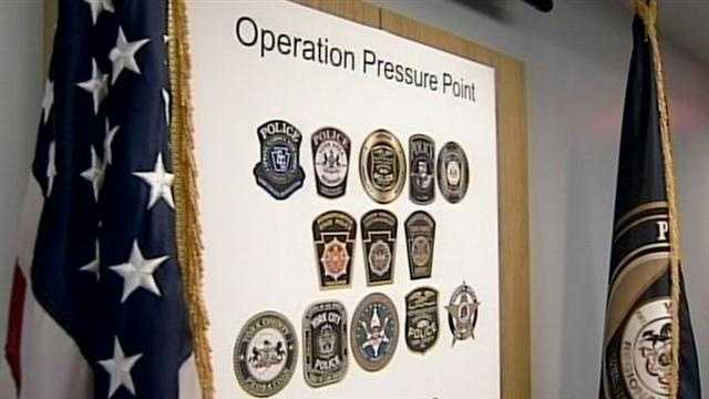 3.19 DUI arrests