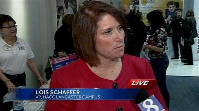 HACC job fair