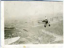 The Jenny's top speed was about 75 mph. It could fly up to about 6,500 feet.