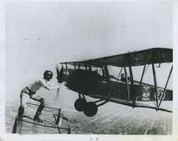 It wasn't that long ago when high-flying aerial acts crisscrossed America, thrilling crowds, cheating death and pushing their machines to the limits … and sometimes beyond.