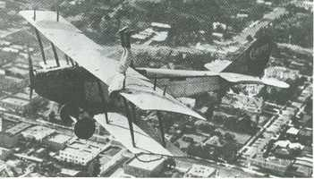 Other regulations started to establish rules for wing walkers.