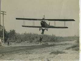As planes aged, they quickly became unfit for flight.