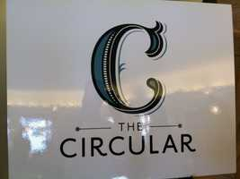 The updated restaurant is called The Circular.