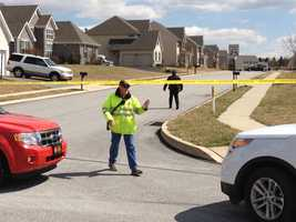 A York County man shot and killed his wife Tuesday morning before turning the gun on himself, according to York County deputy coroner Claude Stabley.