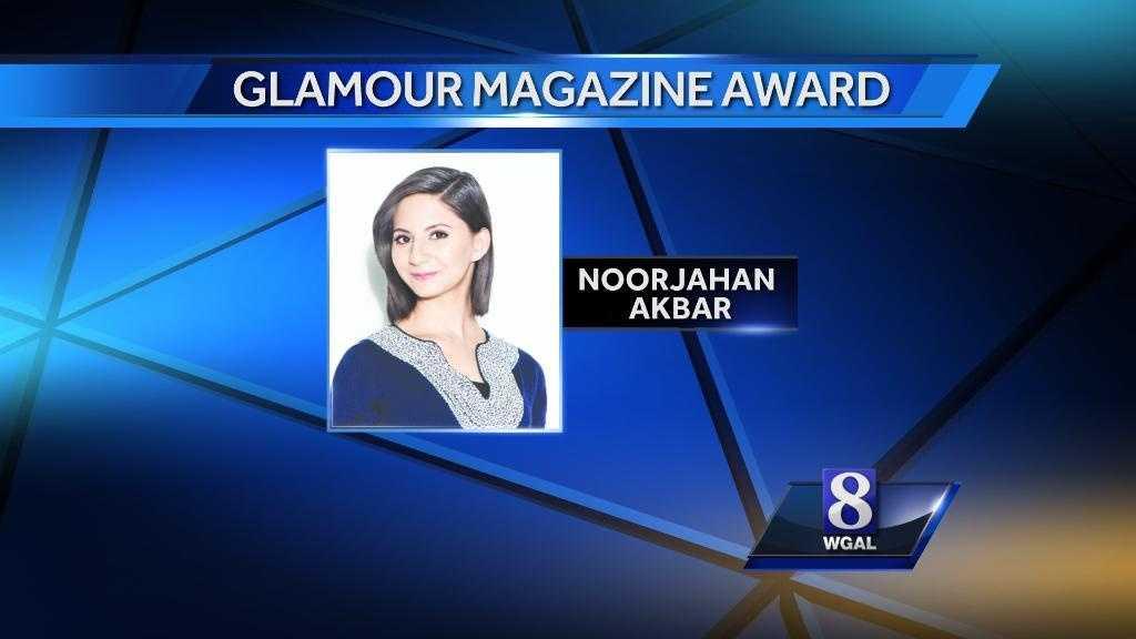 4.9 Glamour magazine award