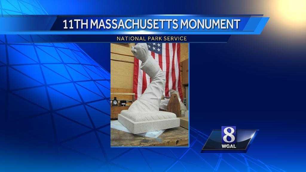 4.11 Gettysburg battlefield monument repaired