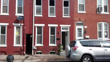 A York apartment suffered smoke damage Monday morning.
