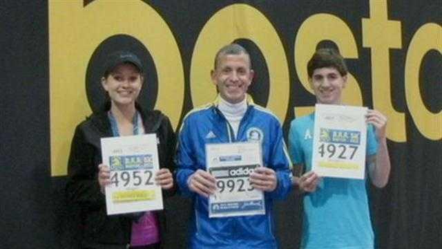 lancaster marathon runner