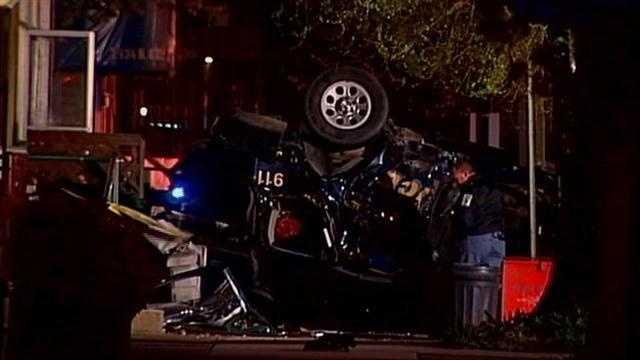 4.22 Harrisburg crash