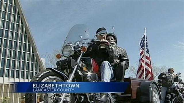 Etown motorcycle ride