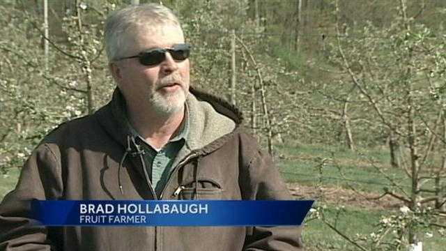 Gettysburg farm sequester