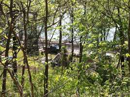 A body was found Thursday afternoon along railroad tracks and the Susquehanna River in Lancaster County.